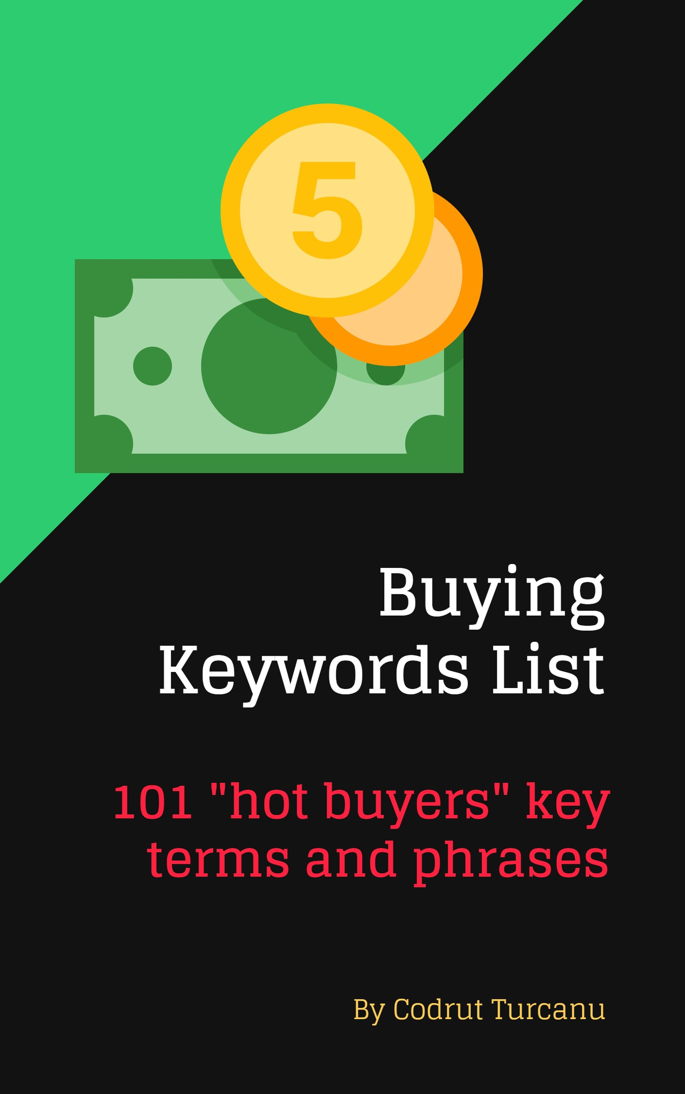 Buying Keywords List: 101 Key Terms and Phrases that Attract