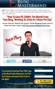 13 of the best squeeze page examples on the internet